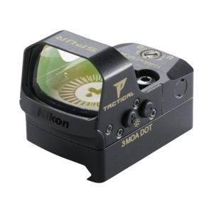 Nikon P-Tactical Spur Reflex Sight Front