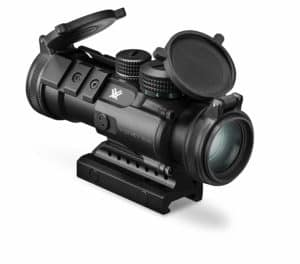 Vortex Spitfire 3x Prism Scope Back